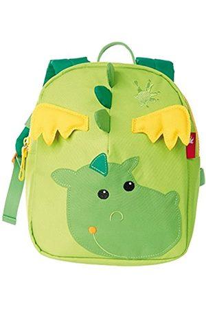 sigikid Mädchen und Jungen, Mini Rucksack, Motiv, Grasgrün/Grün