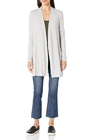 Amazon Long-Sleeve Open-Front Cardigan-Sweaters