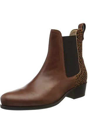 Tom Joule Damen Stamford Chelsea Boots, (Ocelot Ocelot)