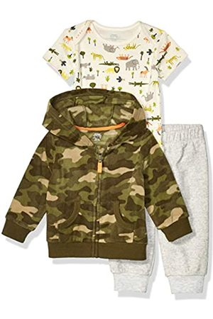 Amazon 3-Piece Microfleece Hoodie infant-and-toddler-pants-clothing-sets