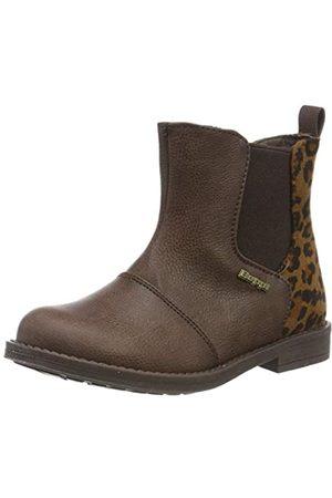 Beppi Mädchen 2145580 Hohe Stiefel, (Castanho 000)