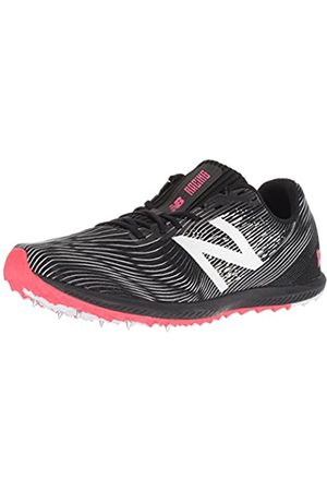 New Balance Herren CS7 Leichtathletikschuhe, (Black/Bright Cherry Bp)