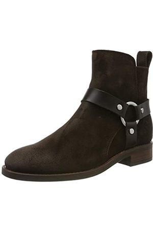GANT Footwear Damen FAY Biker Boots, (Dark Brown G46)
