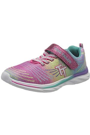 TOM TAILOR Mädchen 8071803 Sneaker, Mehrfarbig (Rainbow-Multi 02675)