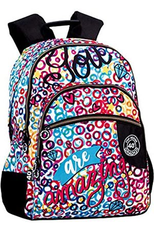 Montichelvo Double Backpack A.O. Cg Amazing Schulranzen