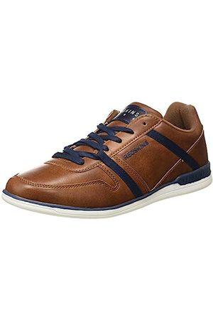 Redskins Herren Idrisso Sneaker, (Cognac+Marine 2p)