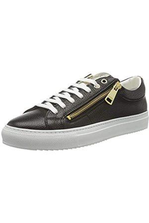 HUGO BOSS Damen Hoxton Low Cut-MGR 10195704 01 Sneaker, (Black 001)