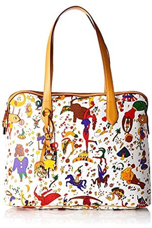 PIERO GUIDI Damen Vittoria Tote Bag Grande, 34x23,5x9