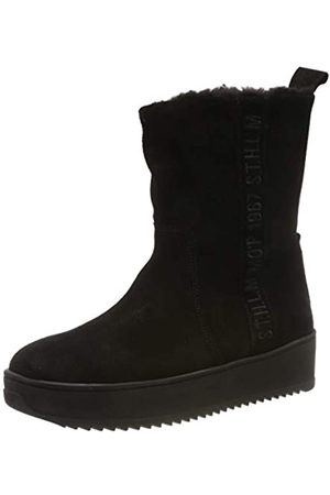Marc O' Polo Damen 90915346002300 Schlupfstiefel, (Black 990)