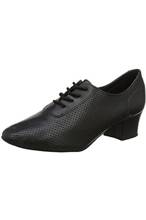 So Danca Damen Bl54 Tanzschuhe-Standard & Latein, (Black)