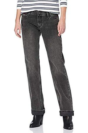 Tommy Hilfiger Damen MID RISE BOOT SANDY SPBL Boot-Cut Jeans W31/L30