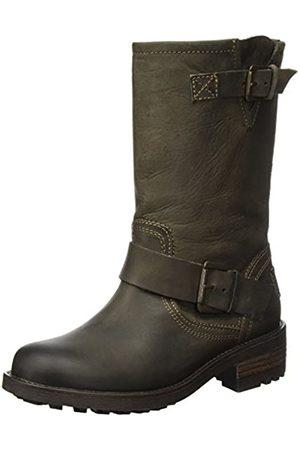 Bullboxer Damen 427500E6L Stiefel, (Dark Brown)