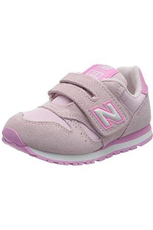 New Balance Mädchen 373v2 Sneaker, (Cherry Speckled)