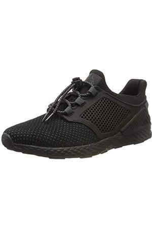 Kappa Unisex-Erwachsene SPACEJUMP Sneaker, (Black/Grey 1116)