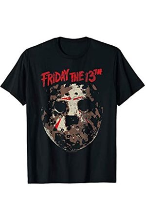 Unbekannt Friday the 13th Rough Mask T-Shirt