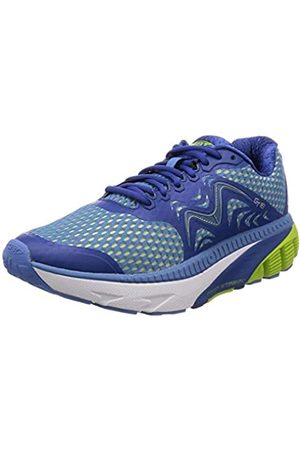 Mbt Herren Gt 18 M Sneakers, (Navy Blue/Lemon Green 1253y)
