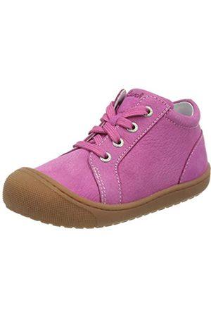 Lurchi Baby Mädchen INO Sneaker, (Fuchsia 23)