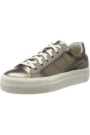Marc O' Polo Damen Sneaker 70714193502310, (Brown Combi)