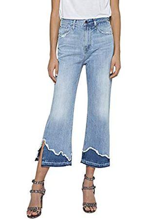 Replay Damen Agathe Straight Jeans