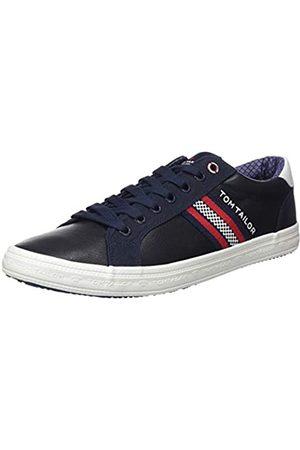 TOM TAILOR Herren 8081302 Sneaker, (Navy 00003)