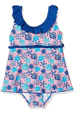 Playshoes Mädchen UV-Schutz Badeanzug mit Rock Veilchen Einteiler