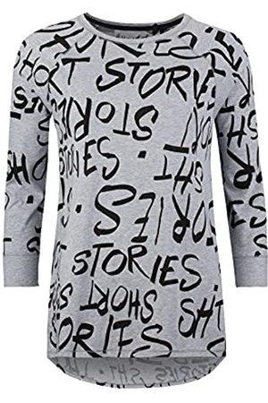 Short Stories Damen Longshirt 3/4 Schlafanzugoberteil