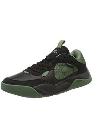 Supra Unisex-Erwachsene PECOS Sneaker, (Black/Hedge-Hedge-M 17)