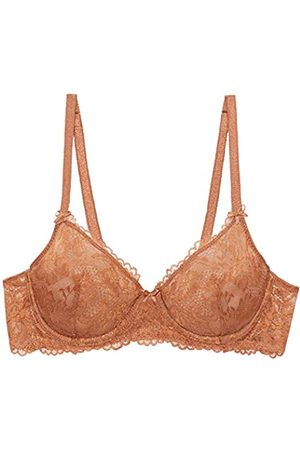 Savage x Fenty Damen Floral Lace Unlined Bra Balconette-BH