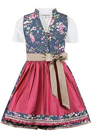 Stockerpoint Mädchen Kinderdirndl Charlotte Kleid für besondere Anlässe