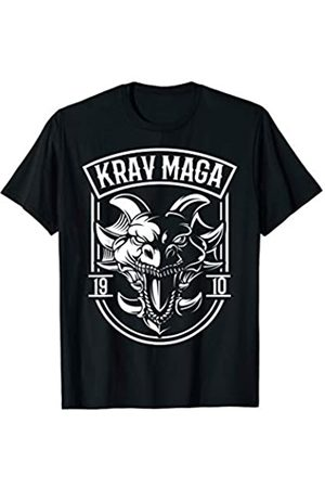 Krav Maga - Militär, Selbstverteidigung und Kampf Krav Maga Drachen - Sport und Selbstverteidigung Geschenk T-Shirt