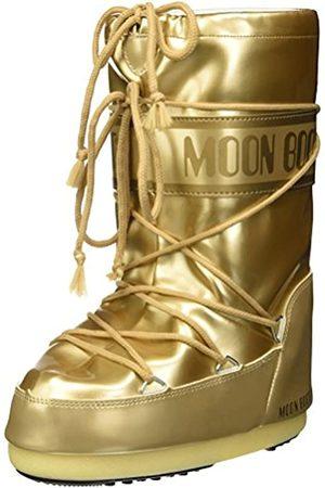 Moon Boot Moon-boot Unisex-Kinder Vinil Met Schneestiefel, (ORO 003)