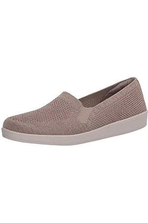 Skechers Damen Madison Ave - Closest Star Sneaker, (Taupe TPE)