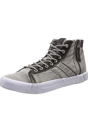 Replay Herren Room - Dock Hohe Sneaker, (Grey 28)