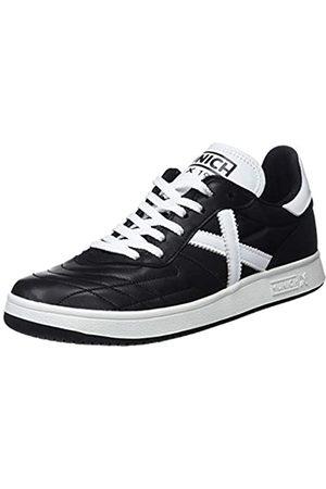 Munich Unisex-Erwachsene Orion Sneakers, (Negro/Blanco 01)