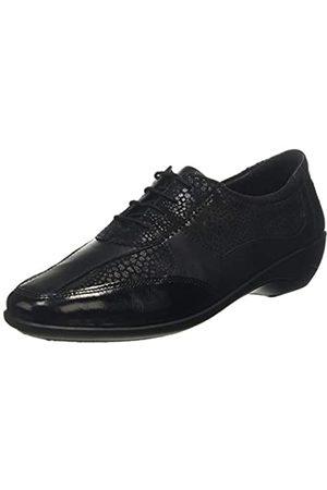 Padders Damen Quartz Oxfords, (Black Combi 38)