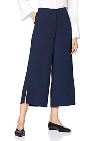 Armani Damen Cut Flare Trousers Hose