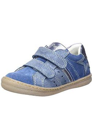 Primigi Mädchen Scarpa Bambina Sneaker, (Bianco/Fuxia 5458822)