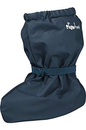 Playshoes Unisex Baby Füßlinge mit Fleece-Futter leichte Krabbel-Schuhe, (marine 11)