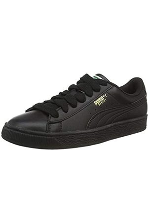 Puma Unisex-Erwachsene Basket Classic LFS Sneaker, (Black-Team )