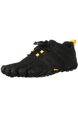 Vibram Five Fingers Vibram FiveFingers 19W7601 V-Trail 2.0, Traillaufschuhe Damen, (Black/Yellow)