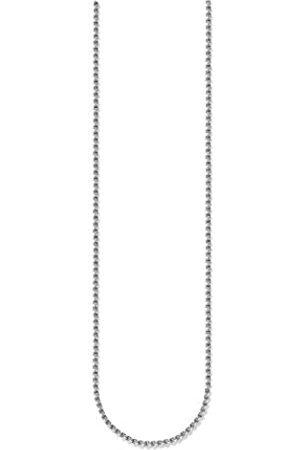 Thomas Sabo Unisex-Kette Glam & Soul 925 Sterling geschwärzt Länge 90 cm KE1106-637-12-L90