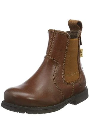 Bisgaard Mädchen Fulla Chelsea Boots, (Brandy 504)