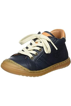 Bisgaard Unisex Baby Thor Sneaker, (Navy 1401)