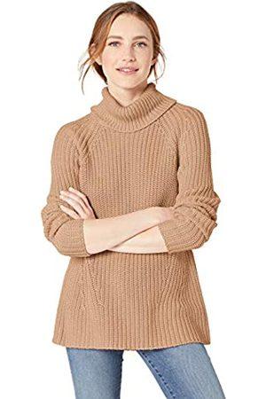 Goodthreads Cotton Half Stitch Turtleneck Sweater cardigan-sweaters