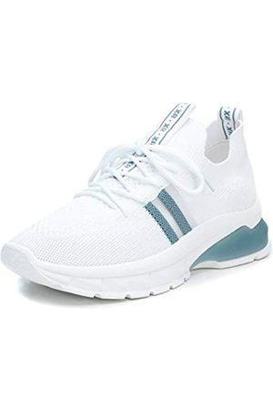 Xti Damen 49956 Sneakers, (Jeans Jeans)