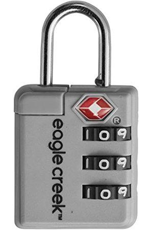 Eagle Creek Zahlenschloss mit Dreierkombination Ultralight TSA Lock Gepäckschloss, 6 cm