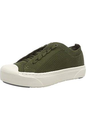 Heybrid Damen Wonder-Knit Sneaker, (Khaki 5102120)