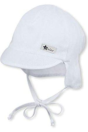 Sterntaler Jungen Schirmmütze Bindebändern und Nackenschutz Mütze