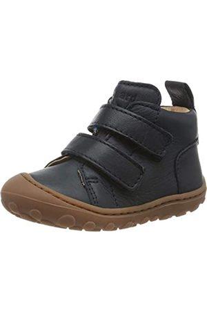 Bisgaard Unisex Baby Gerle Klett Sneaker, (Blue 20)