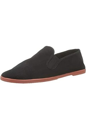 victoria Unisex-Erwachsene Gong Fu Lona Sneaker, (Negro 10)